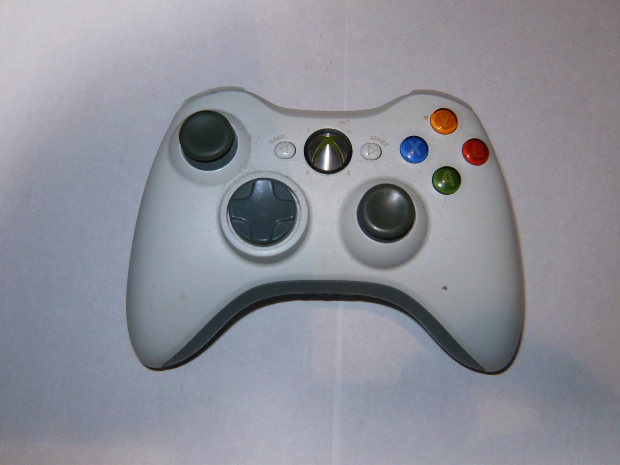 Xbox 360 Wired Controller Wiring Diagram Library Usb Right Analog Stick