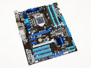 Motherboard and CPU Repair