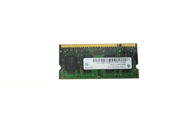 Dell Latitude D610 RAM Replacement