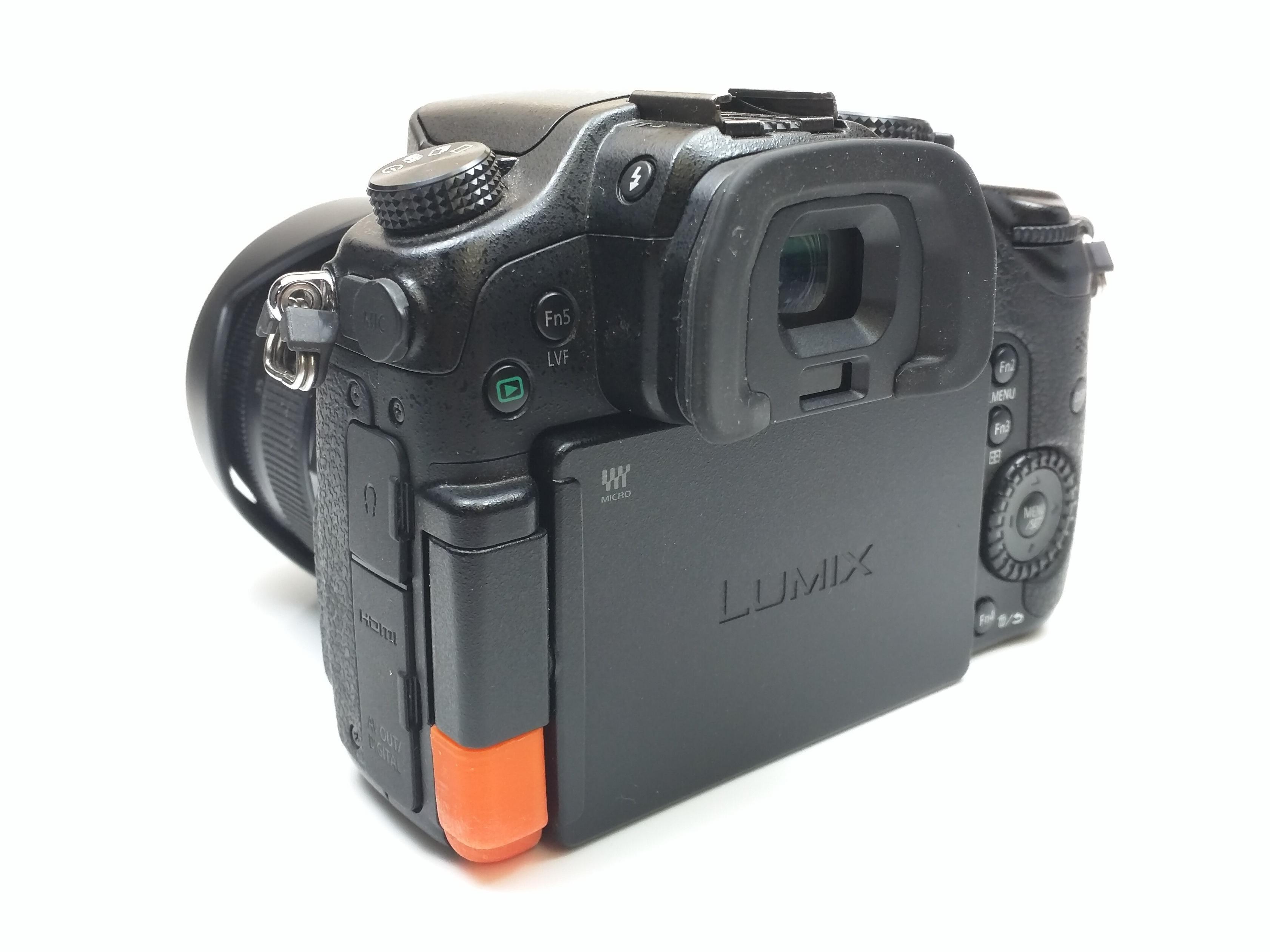 Lumix Camera Repair 3D Printing