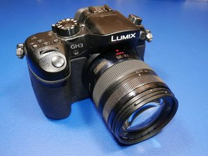 Panasonic Lumix DMC-GH3 Repair