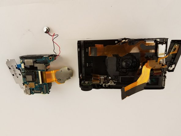 Sony Cyber-shot DSC-HX90V Motherboard Replacement