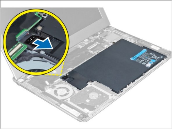 Dell Vostro 3360 Battery Replacement