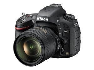 Nikon D600 Repair