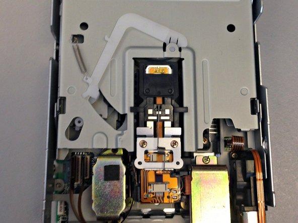 Imation Superdisk USB Drive Plastic Arm Replacement