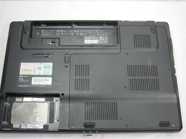 Gateway MD2614u Battery Replacement