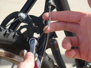 Tightening Mt. Fury Roadmaster Brake Cables