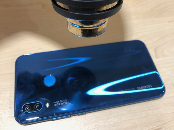 Huawei P20 Lite Screen + Frame  Replacement