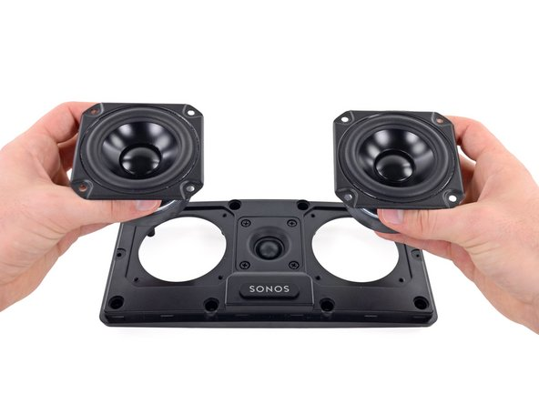 Image 2/3: With these speakers out of the front panel, maybe we can drop [http://www.mtx.com/d/t13,1,8,69u1v10s0z5,2/Car-Audio-Subwoofers-Jackhammer.htm|something a little larger] in there.