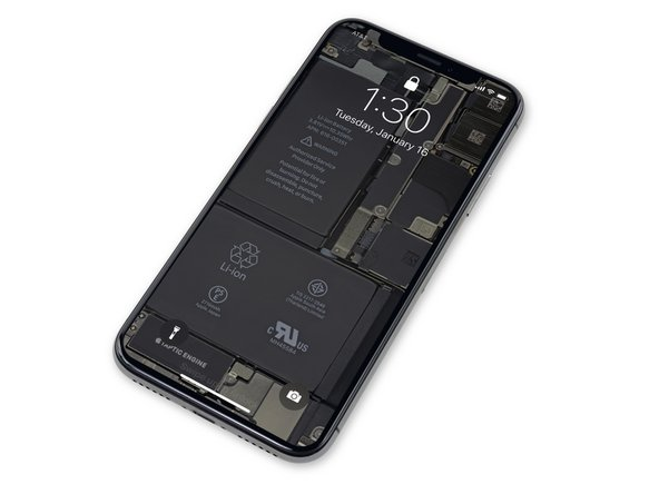 sports shoes d0b6f 9fee7 iPhone X Repair