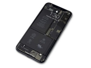 Reparación de iPhone X