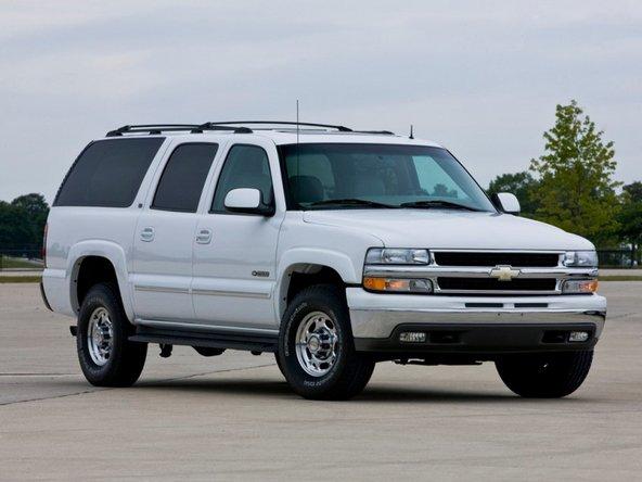 2000-2006 Chevrolet Suburban Repair  2000  2001  2002  2003  2004  2005  2006