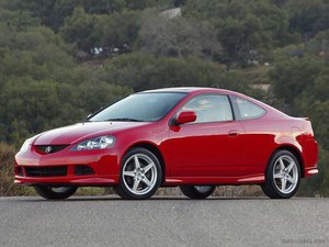 2002-2006 Acura Integra Repair