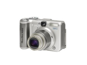 Canon PowerShot A610 Repair