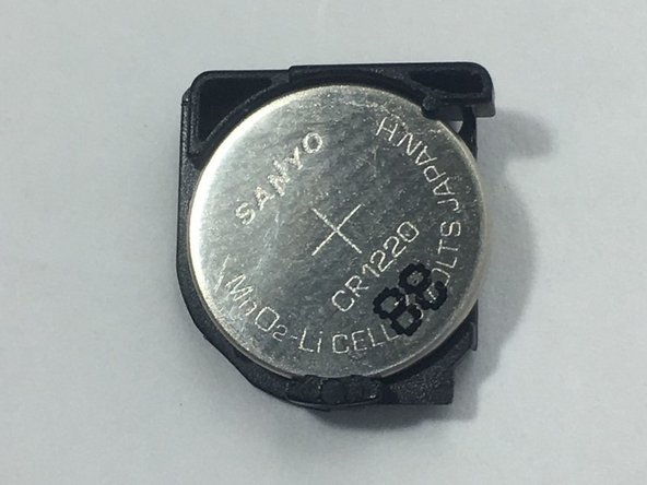 Canon Powershot SX10 IS Lithium Ion Battery Replacement
