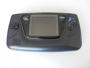 Sega Game Gear Repair