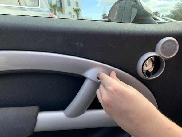 2004 Mini Cooper Driver Window Replacement