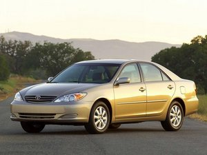 2002-2006 Toyota Camry Repair