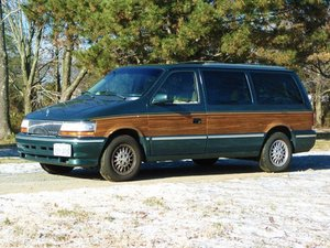 1991-1995 Chrysler Town and Country