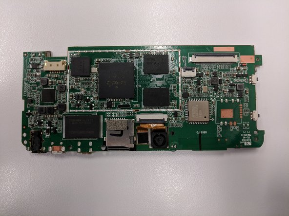 iDeaUSA CT8 Motherboard Replacement
