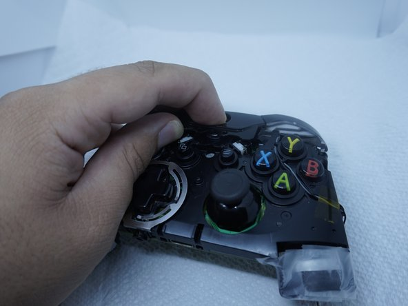 Xbox One Wireless Controller 1697 LT/RT Magnet Adjustment