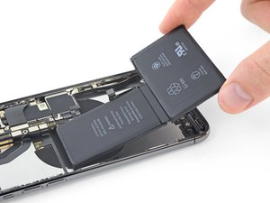 iPhone X Battery Replacement