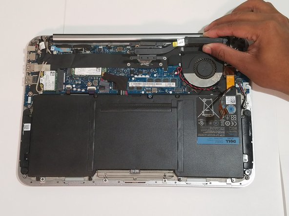 Image 1/1: Heatsink is a device used for absorbing heat and necessary to remove to reach the fan.