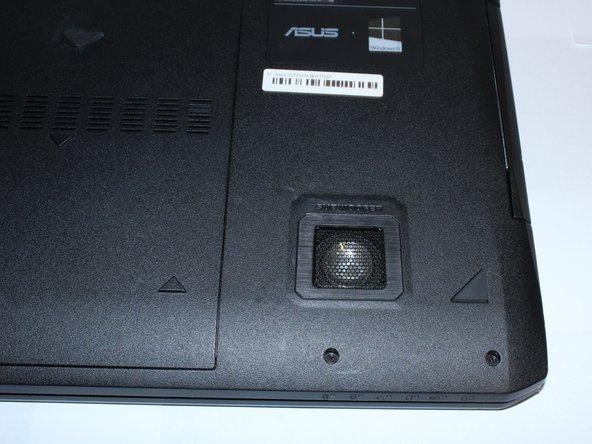 Asus G75VW-BHI7N07 Subwoofer Replacement
