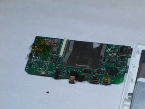 "Creative Ziio 7"" Motherboard Replacement"