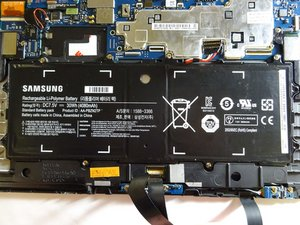 Samsung ATIV Smart PC 500T Battery Replacement
