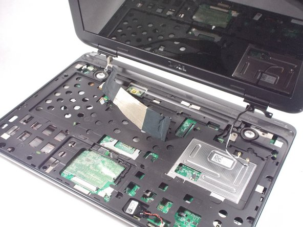 Dell XPS 14 L401X Display Assembly Replacement