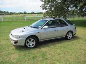 1992-2000 Subaru Impreza