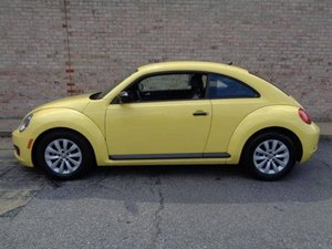 Volkswagen New Beetle Repair