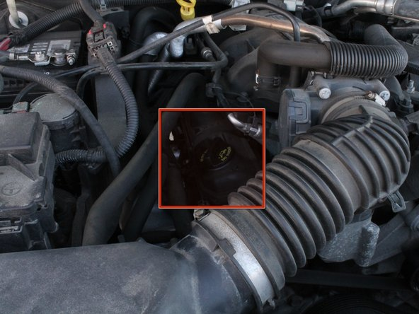 2007-2012 Jeep Wrangler Oil Change  2007  2008  2009  2010  2011  2012