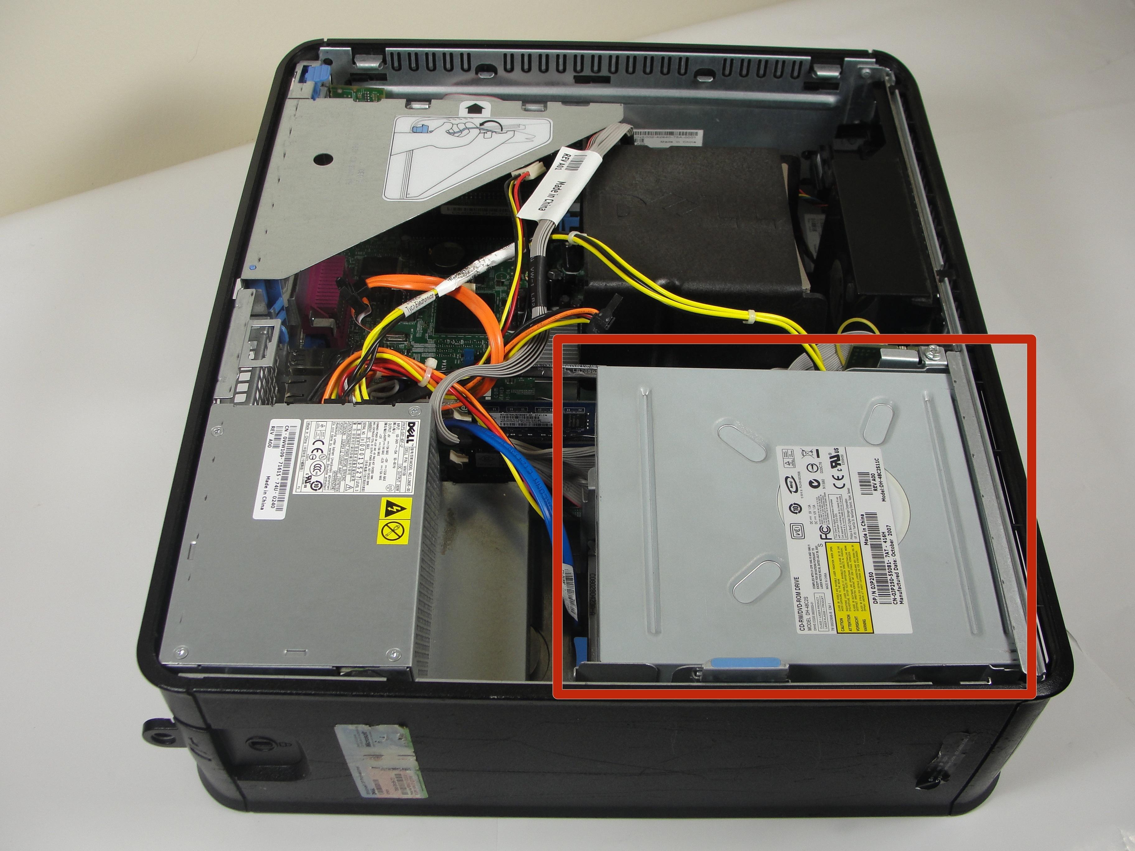Dell optiplex 745 user manual   pc manuals.