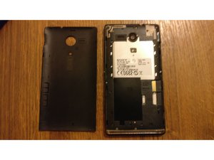 Sony Xperia SP Disassembly