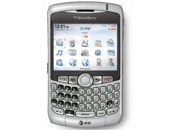 blackberry curve 8310 repair ifixit rh ifixit com BlackBerry 2014 BlackBerry Phones