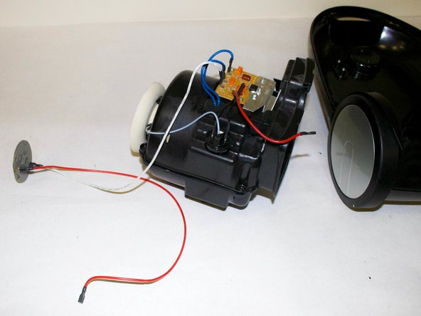 Bissell OptiClean Cyclonic Vacuum Motor and Circuit Board Replacement