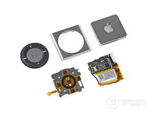 iPod Shuffle 4th Generation Teardown