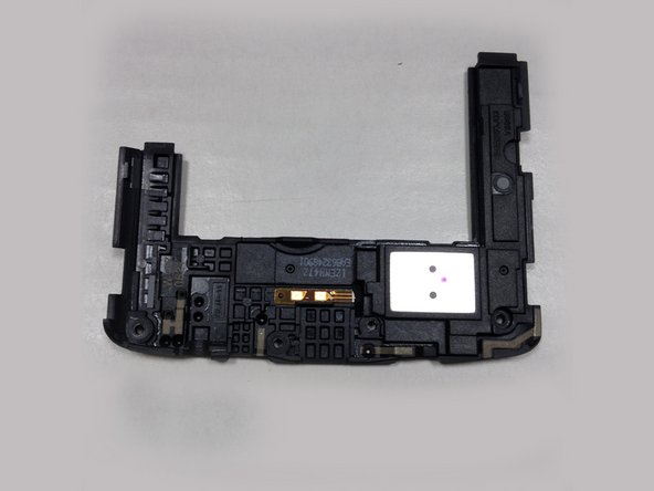 LG G3 Rear Speaker Replacement