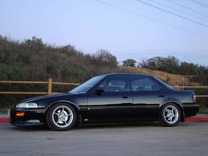 1989-1993 Acura Integra