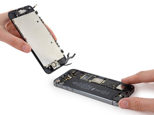 Reemplazo de Ensamblaje del Panel Frontal iPhone 5s