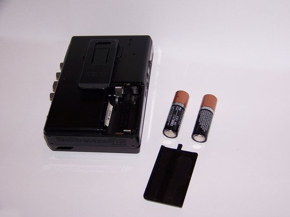 Sony Walkman WM-AF48 Outer Cover Replacement