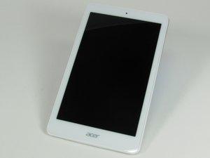 Acer Iconia Tab 8 A1-860 Repair