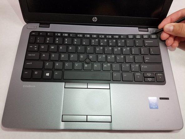 HP Elitebook 820 G1 Keyboard Replacement