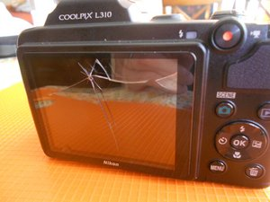 LCD Broken