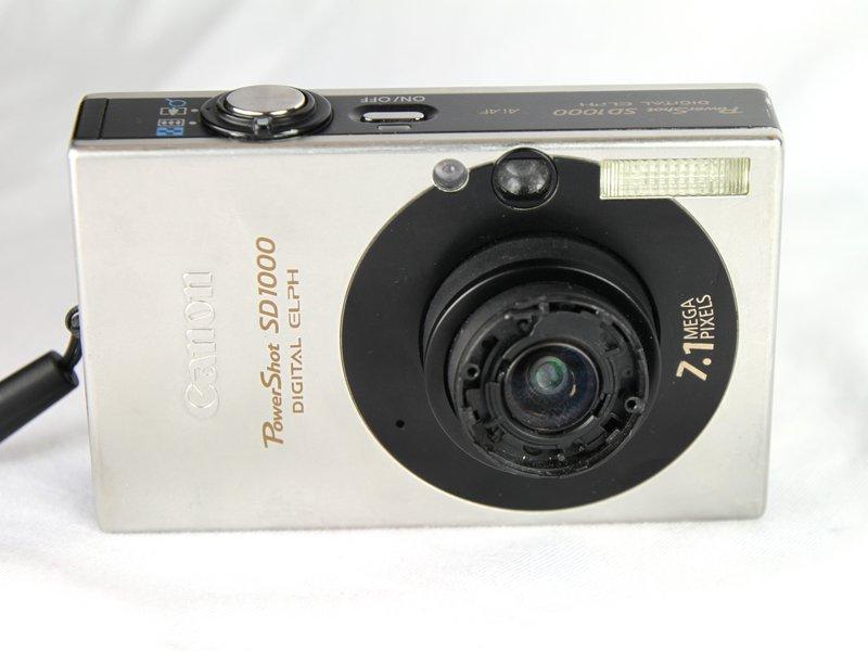 canon powershot sd series repair ifixit rh ifixit com Canon PowerShot SX 170 Canon PowerShot SD1000