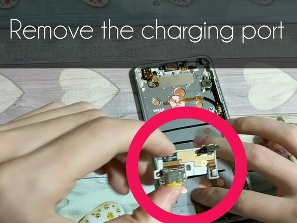 LG G6 Charging Port Replacement Video Tutorial