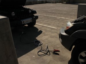 How to Jump Start a 2007-2012 Jeep Wrangler