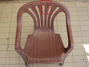 Plastic Chair Teardown